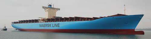 The Elly Maersk