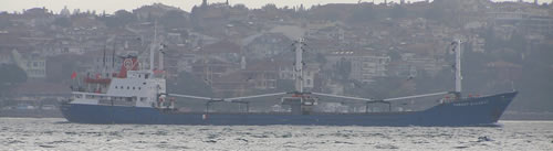 Turgut kocabas  prior to collision