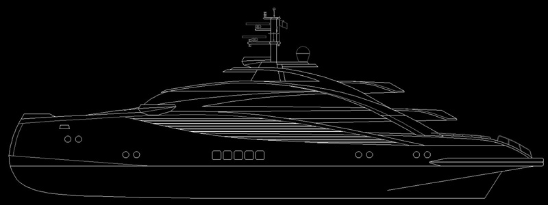 Drawing of the Sabdes 50 design