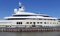 007 Technology Spied Aboard Russian Mega-Yacht