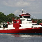 FDNY's Three Forty Three Fireboat – The latest in marine firefighting technology