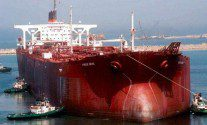MV Mont, Knock Nevis, Jahre Viking – World's Largest Supertanker