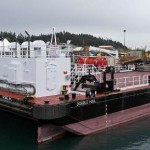 Crowley's Double Hull Petroleum Tank Barges for Western Alaska