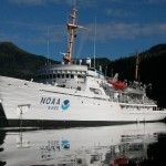 NOAA Ship Fairweather sets sail to map areas of the Arctic