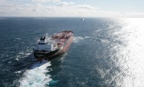Greek Shipowner Gets Environmentally-Friendly with New Suezmax Tanker