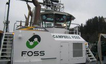 Foss Hybrid Tug Suffers Machinery Fire