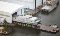 Austal USA Cited for Health and Safety Violations at Mobile Shipyard