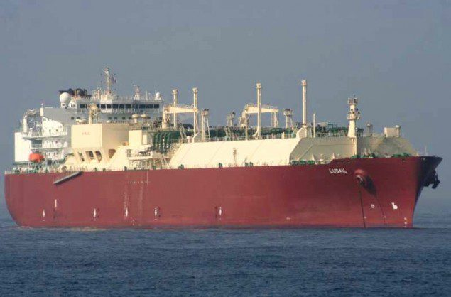 lusail nyk lines lng carrier