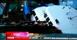 hong kong ferry disaster bbc