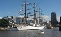 International Tribunal to Rule on Argentine Tall Ship Case This Saturday
