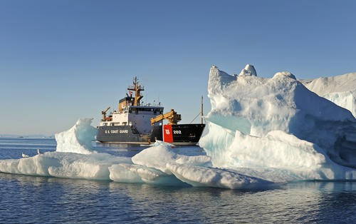 arctic coast guard