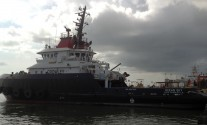 Bollinger Delivers Fourth Ocean-Class Tug for Crowley
