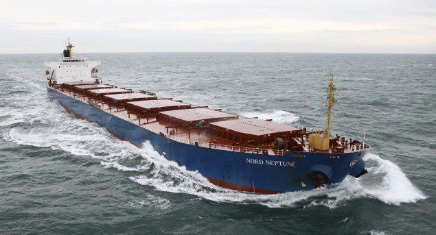 panamax bulk carrier ds norden