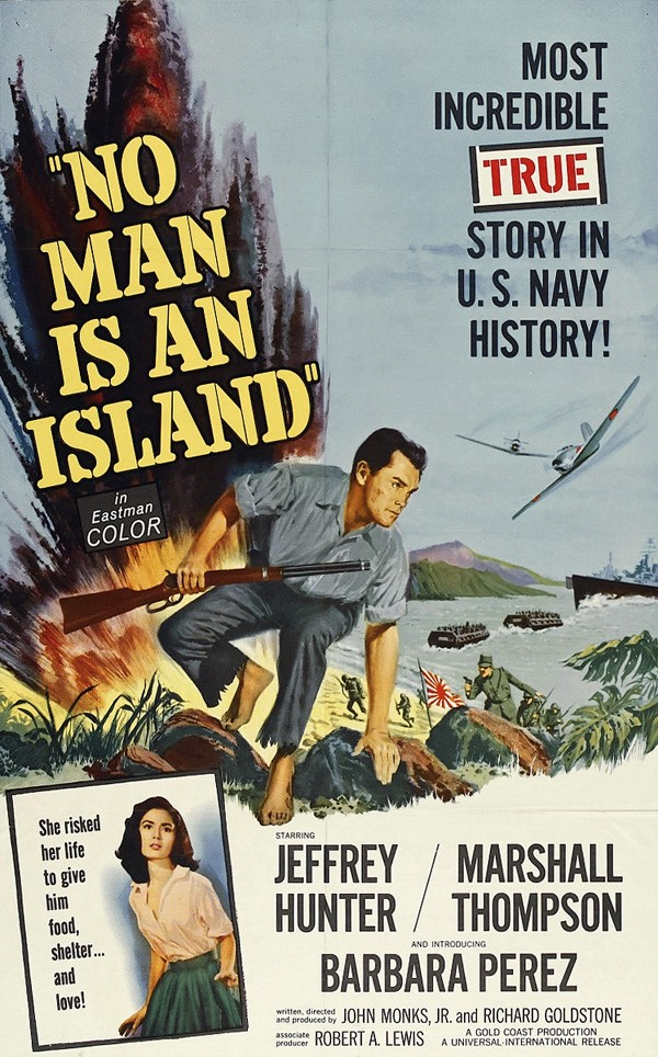No Man Is an Island (Universal International, 1962)