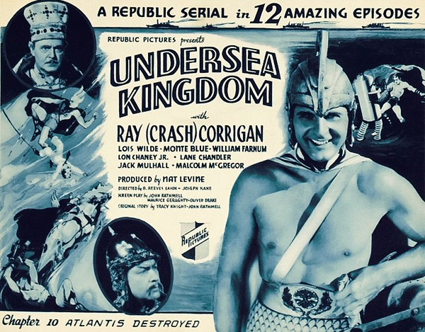 Undersea Kingdom (Republic, 1936)