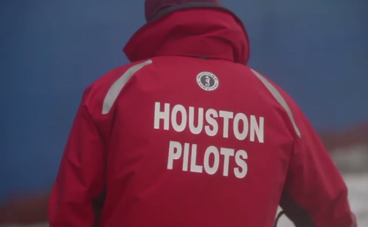 This Video Will Make You Want to Become a Houston Harbor Pilot