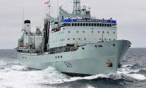 Canadian Warship Suffers Main Engine Room Fire Off Hawaii