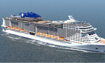 MSC Cruises Signs Letter of Intent to Build Largest Ships to Date