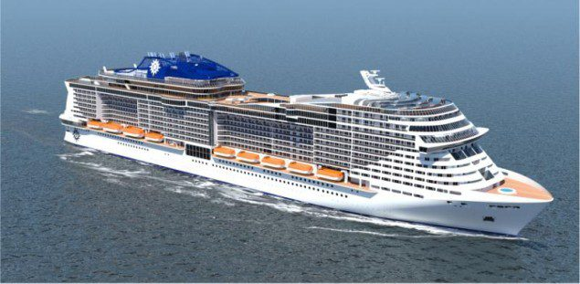MSC Cruises and STX France sign a letter of intent for two prototype cruise ships, due for delivery in 2017 and 2019. Photo credit: MSC Cruises USA
