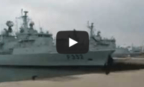 Portuguese Navy's New Drone Demonstration Ends With Hilariously Epic FAIL