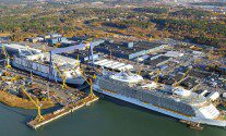 Meyer Werft and Finnish Government Plan to Buy STX Finland's Turku Shipyard