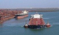 Port Hedland Officers, Deckhands Settle as Engineers Strike
