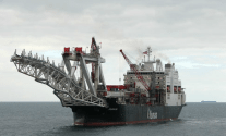 Time-Lapse Video: Allseas 'Audacia' Offshore Pipelay Vessel In Action