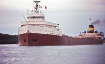 The NWS in Marquette Live Tweeted the SS Edmund Fitzgerald Tragedy