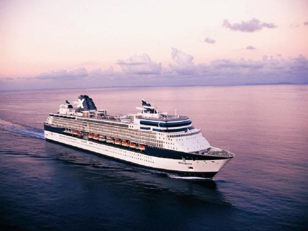 Celebrity Infinity, part of Celebrity Cruises Millenium-class. Photo: Celebrity Cruises
