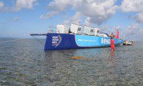 Salvors Detail the Recovery of Team Vestas Wind
