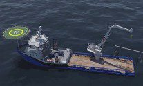 Bibby Signs 3-Year Charter for New US-Flagged Ultra-Light Intervention Vessel