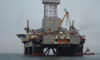 Offshore Worker Falls into Barents Sea from Drilling Rig