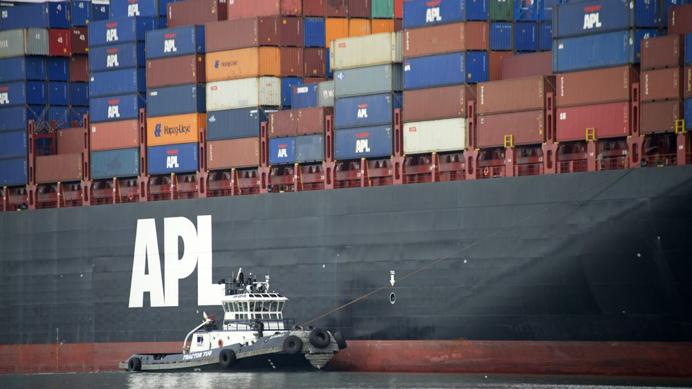 APL is a wholly-owned subsidiary of Singapore-based Neptune Orient Lines. Photo (c) Shutterstock/