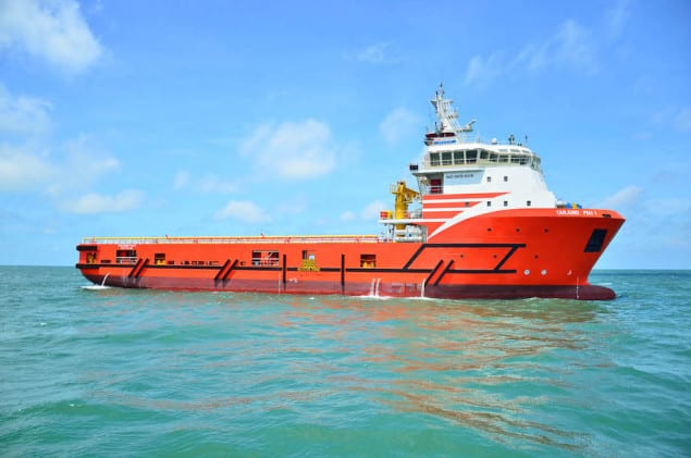 Photo: Icon Offshore