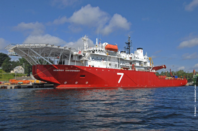 File photo: Subsea 7