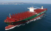 CSCL Confirms Charters for Six 21,000 TEU Containerships