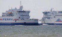 MyFerryLink Strike Sparks Migrant Crisis at Calais Port