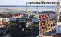 MHI-Led Group Exiting Stake in Brazil Shipyard Declaring Loss -Report