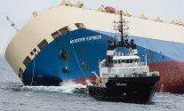 Drifting Cargo Ship Modern Express Under Tow in Bay of Biscay, Headed for Bilbao – UPDATE