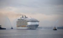 Royal Caribbean Orders Fifth Oasis-Class Cruise Ship and Two More Luxury Liners