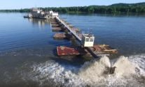 WATCH: The USACE Dredge Potter at Work