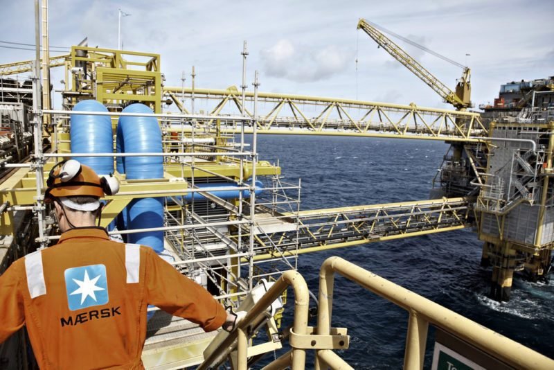 Photo credit: Maersk Oil