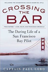 Crossing the Bar Book Paul Lobo