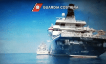 WATCH: Evacuation Of High End Luxury Cruise Ship In Italy