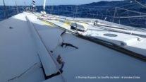 Vendée Globe Sailor in Trouble After Boat Hits Shipping Container Off New Zealand – UPDATE