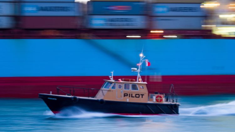 Pilotage: Local Places and Tight Spaces