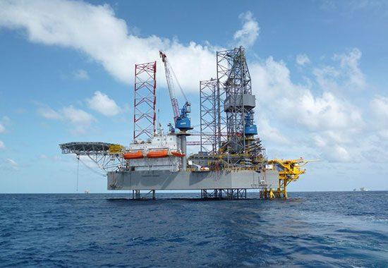 Transocean Ltd. (RIG) shows weekly volitility of 4.03%