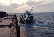 NTSB Marine Accident Brief: Sinking of the Towing Vessel Spence