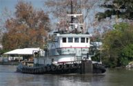Tug Crosby Commander Sinks in Gulf of Mexico; One Missing, Three Rescued