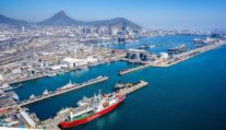 South Africa Rejects Japanese Container Shipping's Mega-Merger